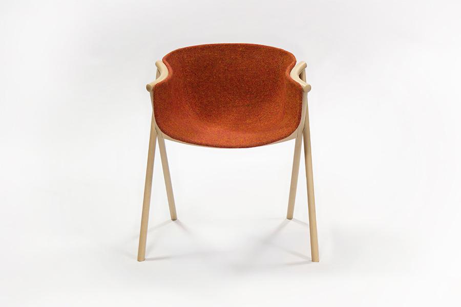 Bai Chair by Ander Lizaso for Ondarreta