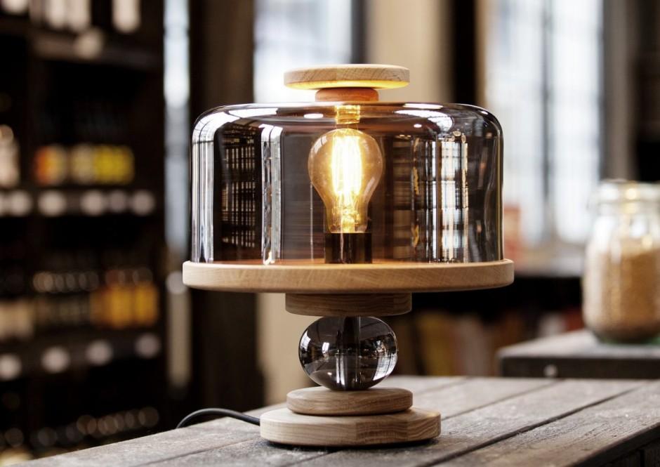 Bake Me a Cake Table Lamp by Morten & Jonas for Northern Lighting