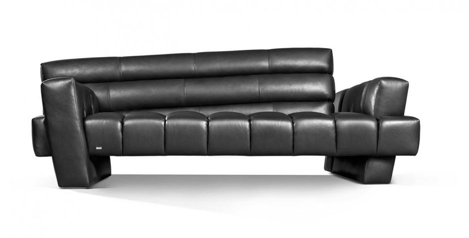 Confucius Sofa by Alexander Nettesheim for Bretz