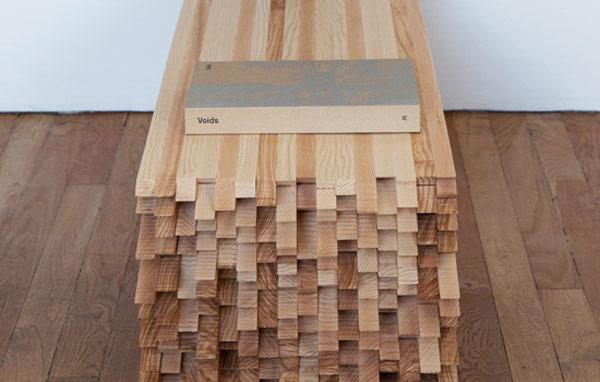 CRAC Bench by Alexandre Moronnoz