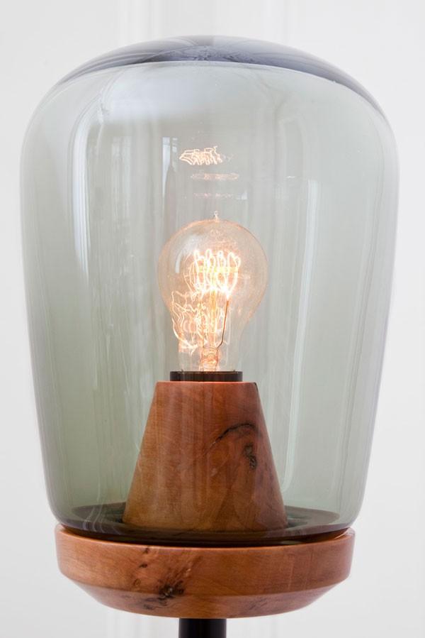 Lampione Lights by Violaine d'Harcourt