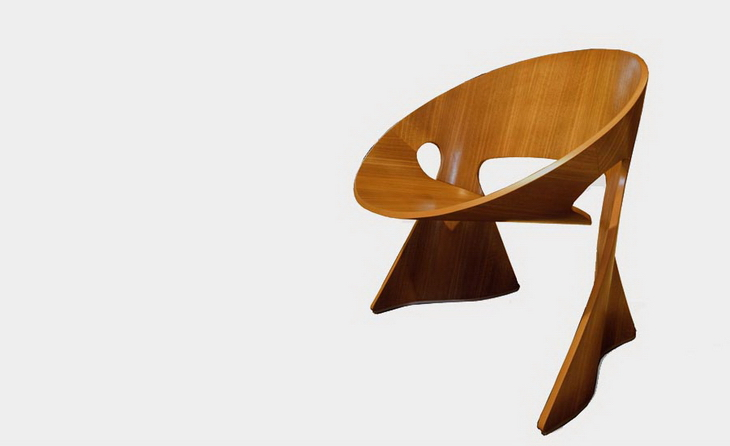 Mobius for Becker Chair by Studio Schrofer