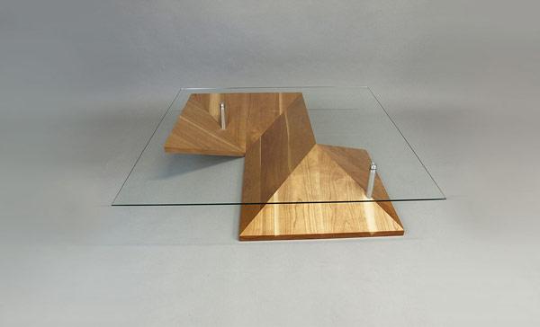 Origami Coffee Table by Martin Pitonak