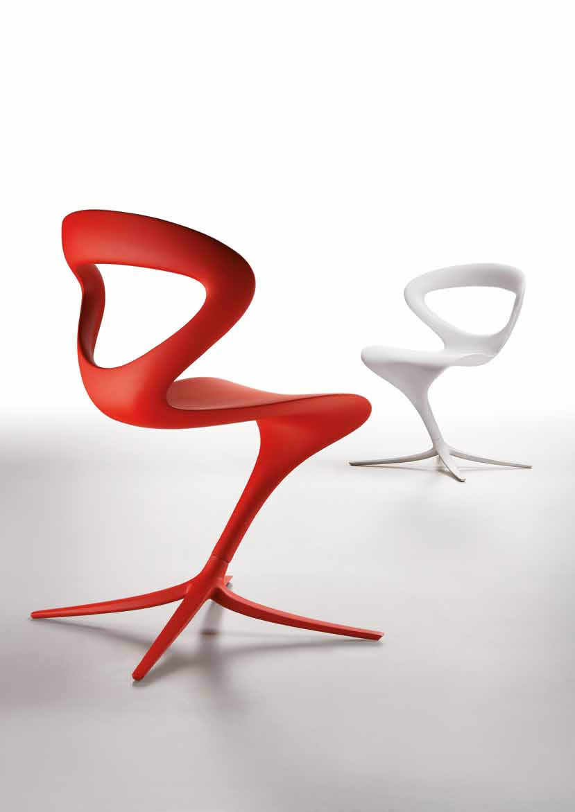 Slinky Chair by Infinity Design