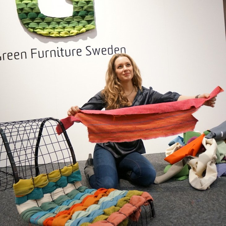 T-shirt Furniture by Green Furniture Sweden