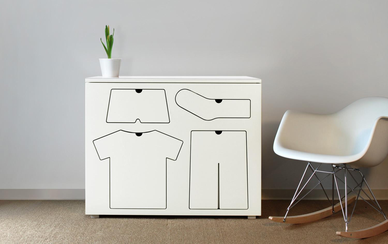 Fun Training Dresser by Peter Bristol