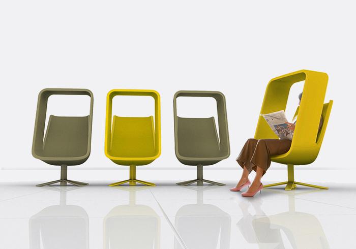 windowseat lounge chairmike & maaike for haworth | sohomod blog