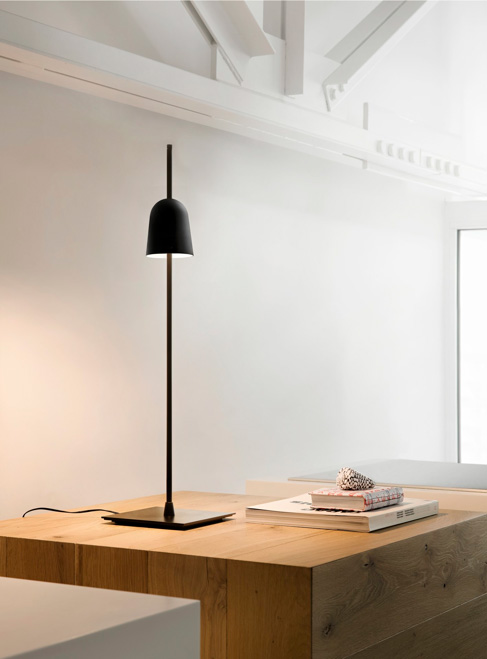 Ascent Lamp by Daniel Rybakken