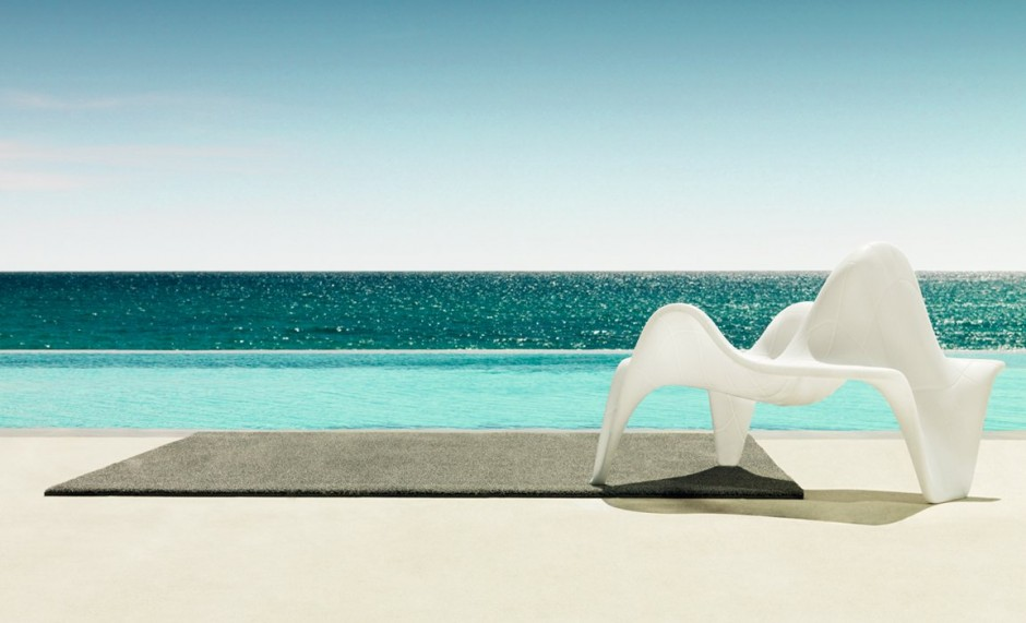 F3 Outdoor Lounge Collection by Fabio Novembre for VONDOM