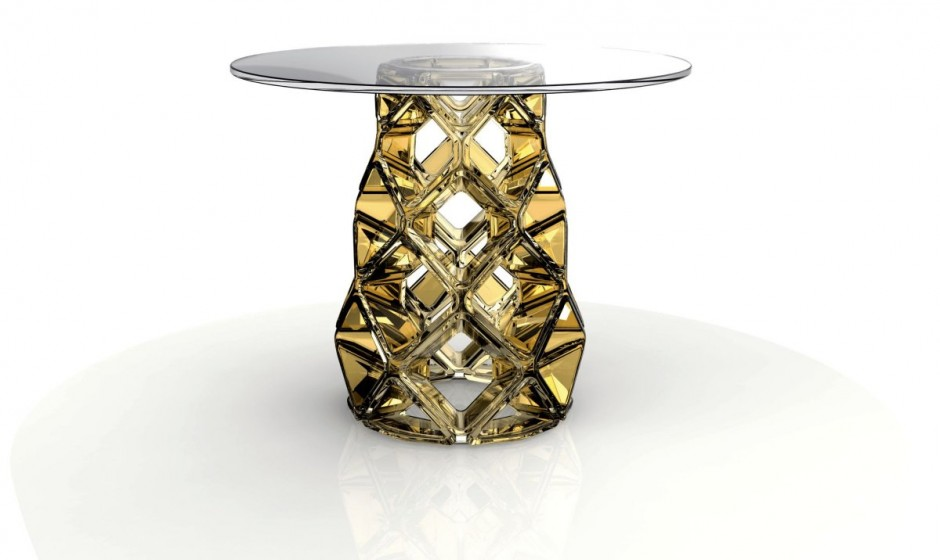 Homune Table by Michael Young for LASVIT