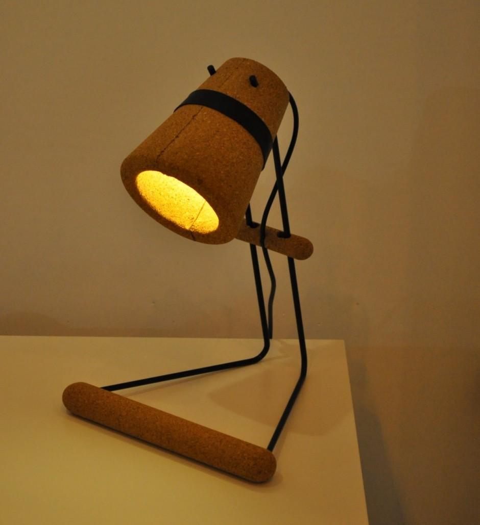 Kurk Desk Lamp by Craig Foster