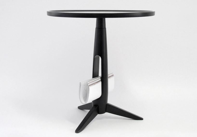 Little Ben Side Table by Studio Dreimann