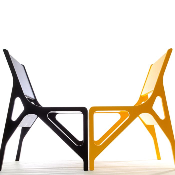 Mono Chair by naifdesign