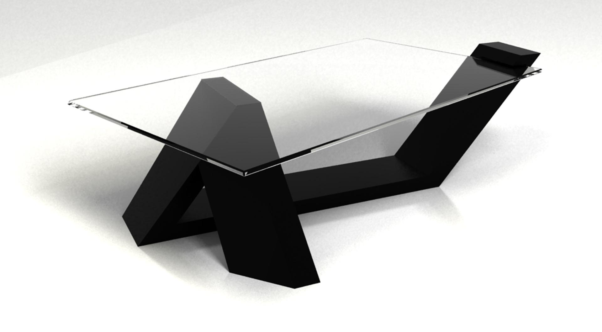NOG Coffee Table by Cla Tschenett