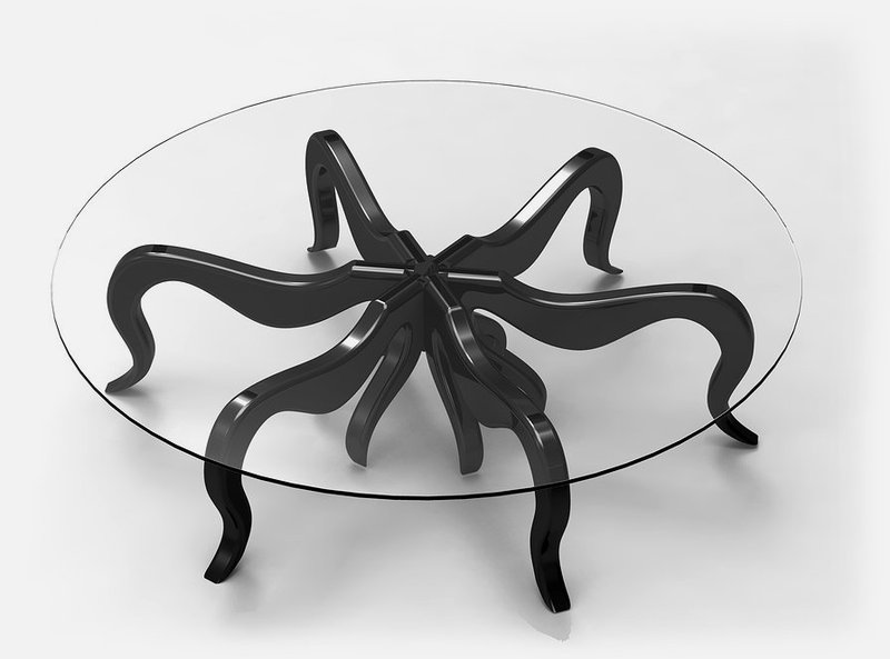 Octopus Table by Jesse Shaw