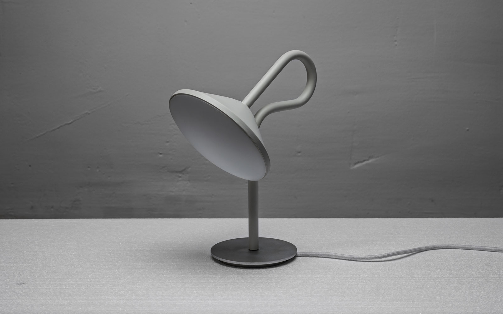 Round Lamp by Bao-Nghi Droste