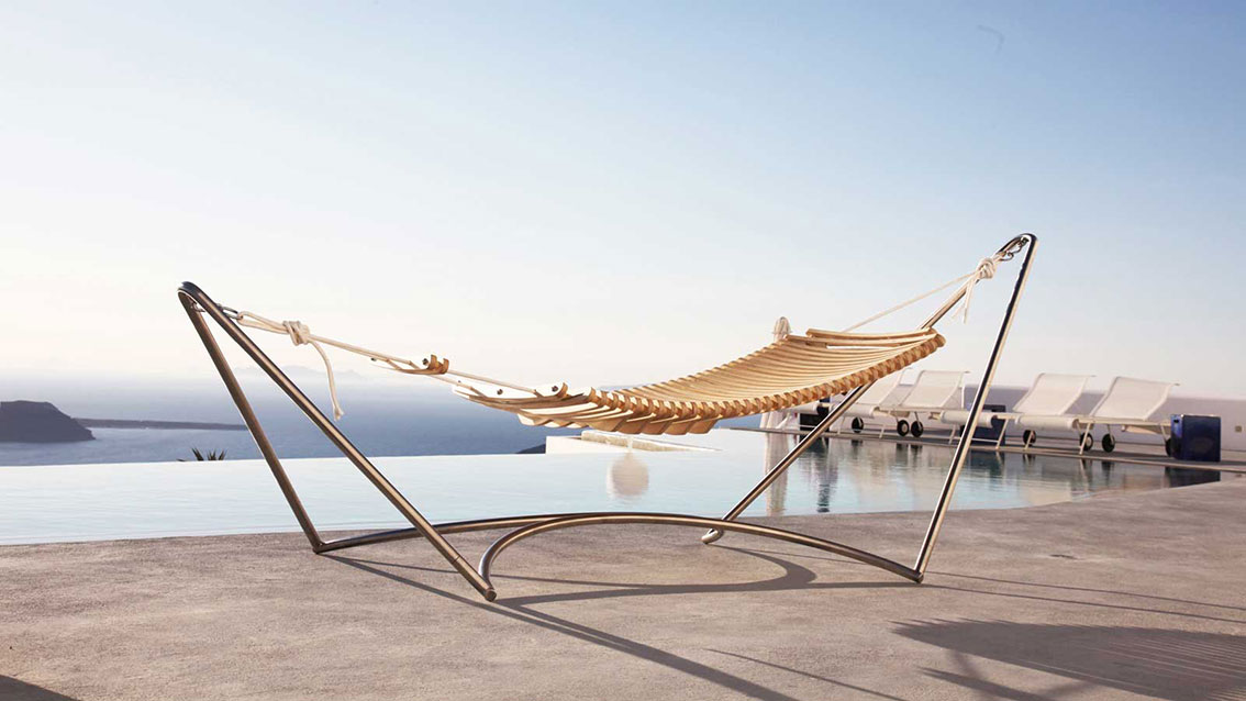 The Luxurious La Seóra Hammock