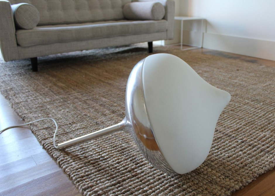 Spun Lamps by Evie Group