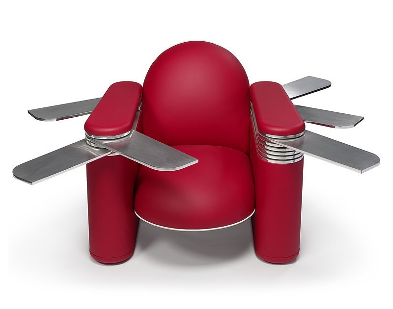 Swiss Army Knife Armchair By Domeau Perez Sohomod Blog
