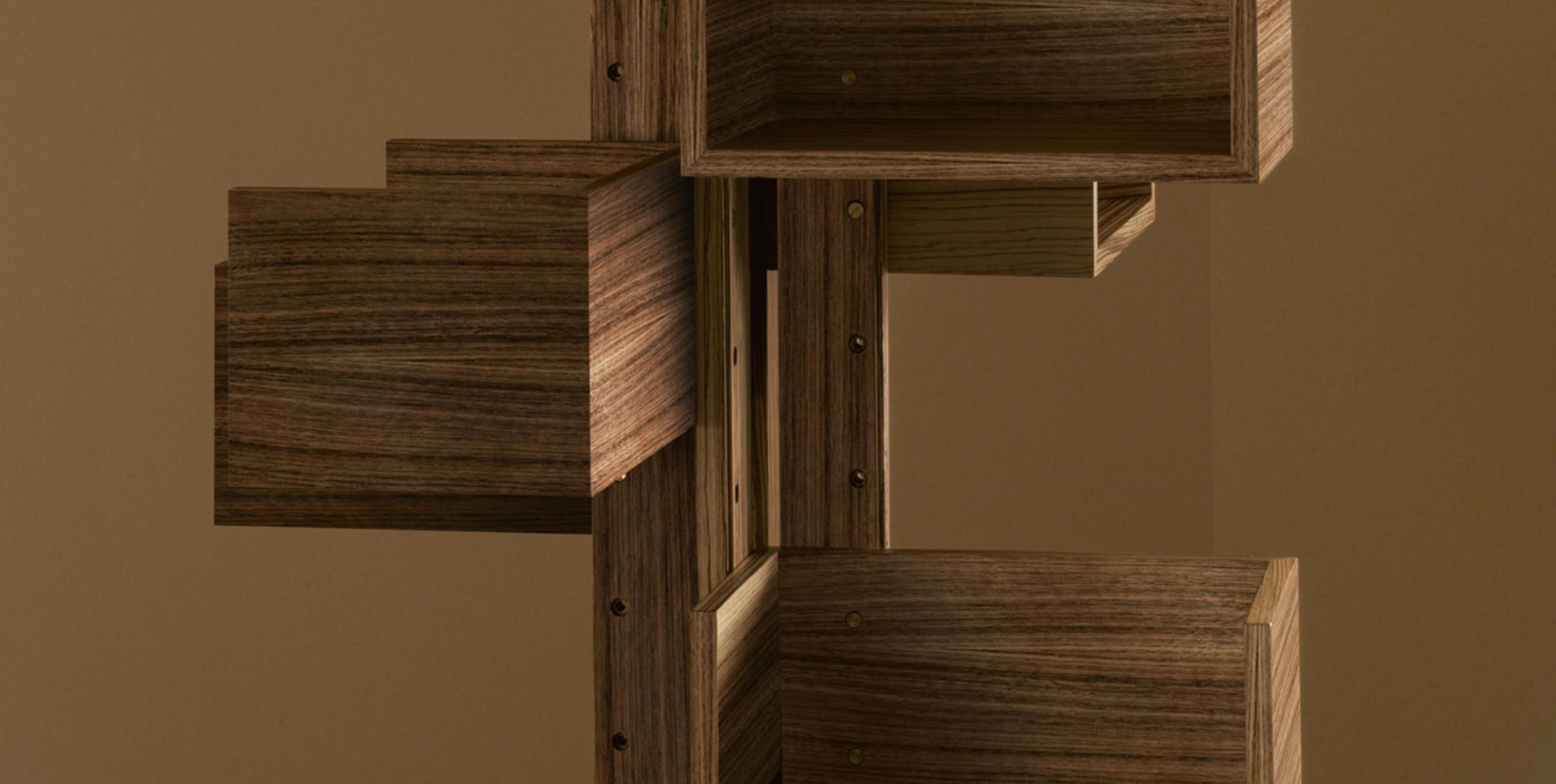 Albero Bookcase by Poltrona Frau