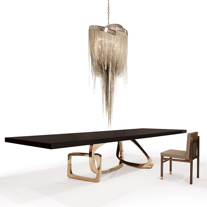 Bangle Dining Table By Hudson Furniture Sohomod Blog