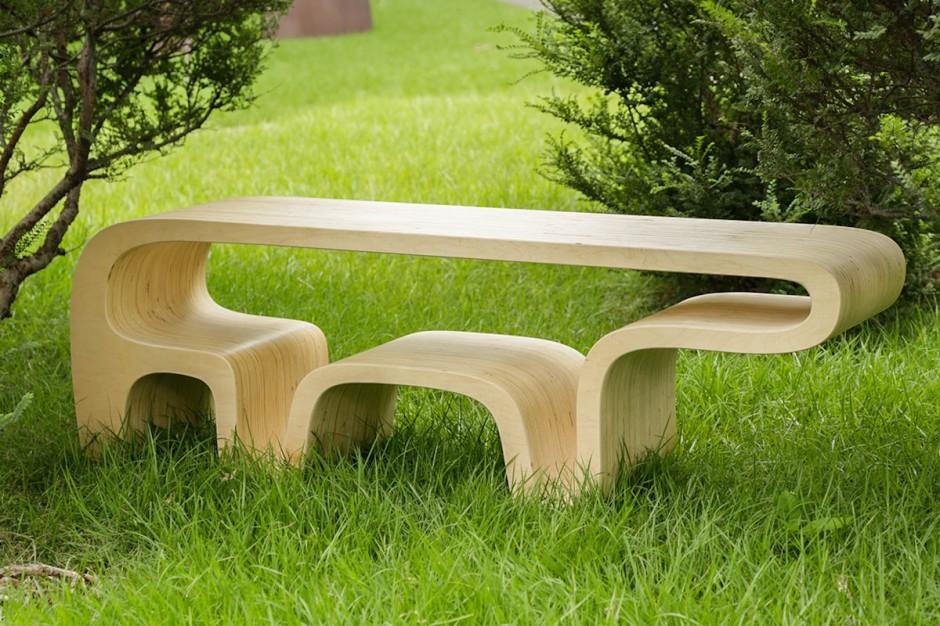 Bear Table by Daniel Lewis Garcia