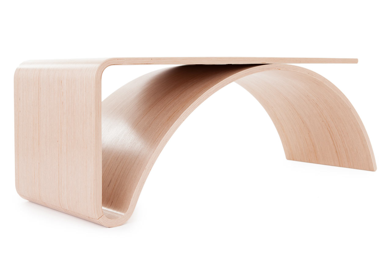 Kaari Table by Johani Horell