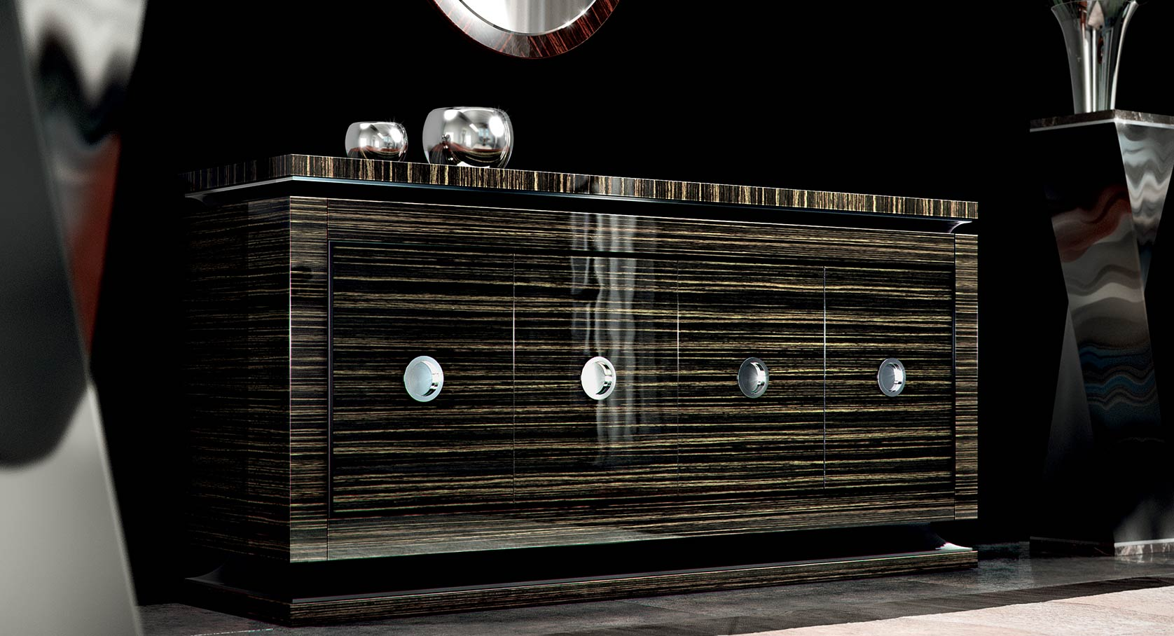 Kiss Sideboard by Capital Collection