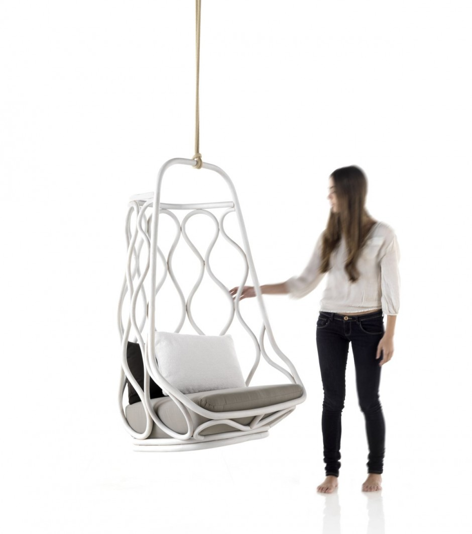 Náutica Hanging Chair by Mut Design for Expormim