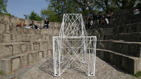 Nodo Chair by Pentágono