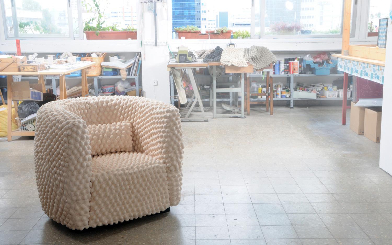 Olive Chair by Adi Tasa & Yoav Avinoam