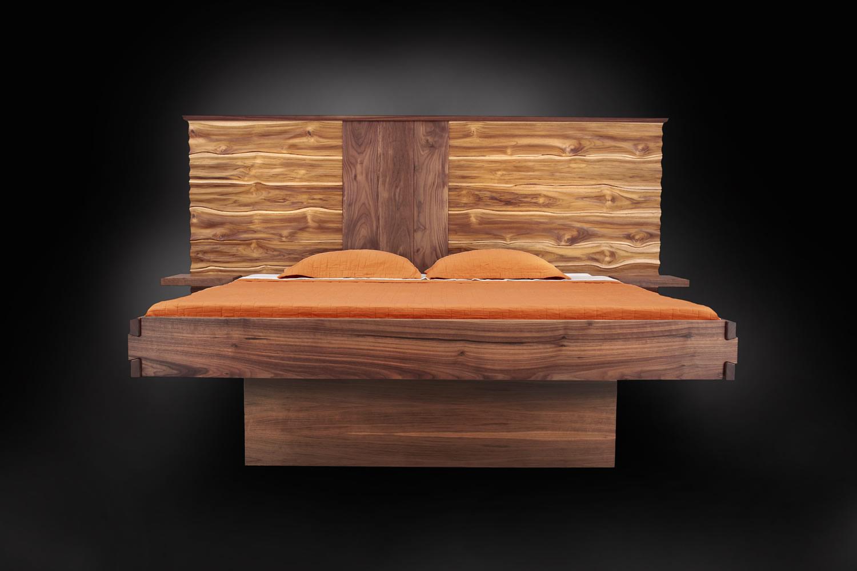 Organic Bed By Jory Brigham Design Sohomod Blog