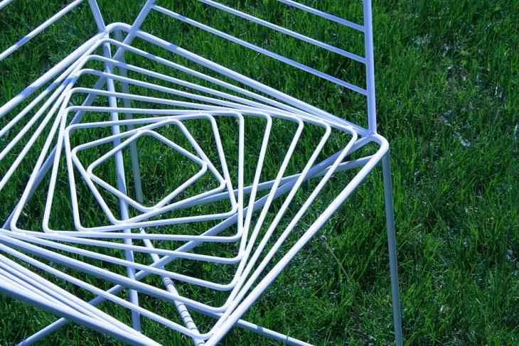 Outer Chair by Alex Dorfman