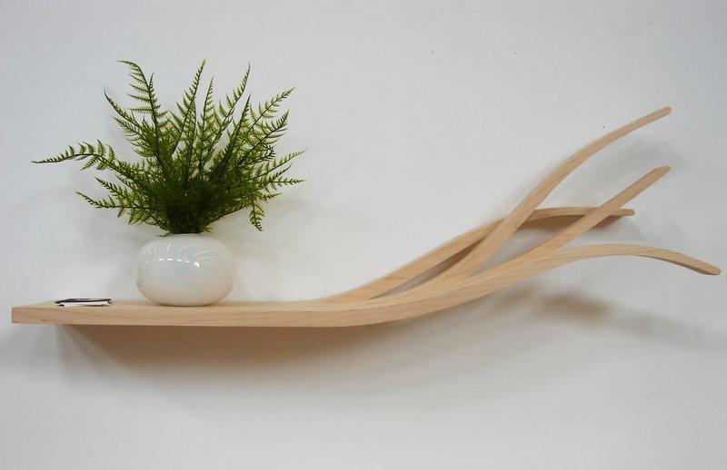 A Shelf In The Wind by Olivia Blechschmidt