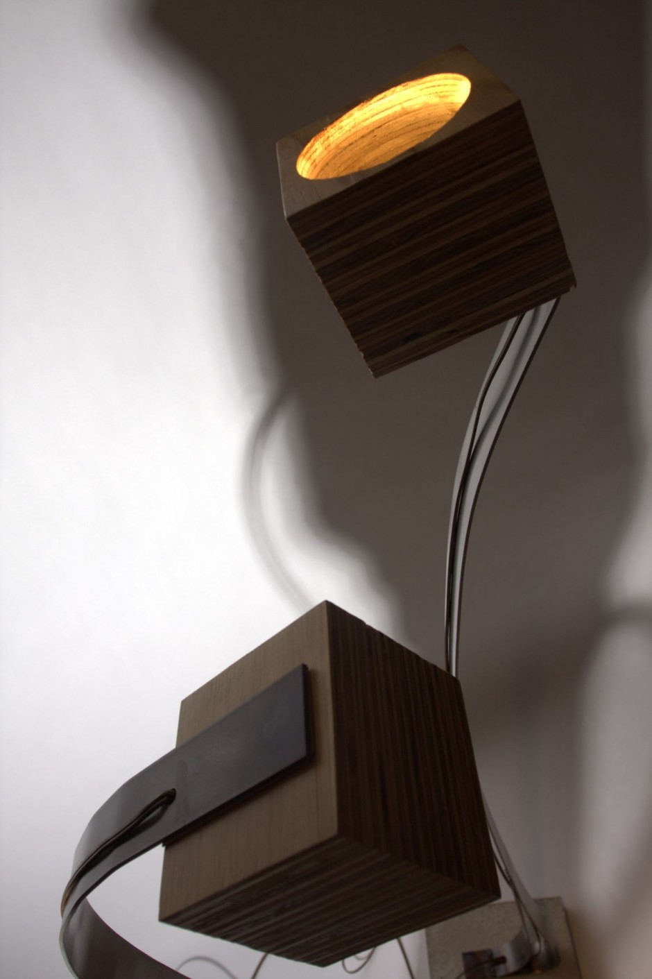 Stalb Lamps by Eric Fescenmeyer for Kassen Lifestyle