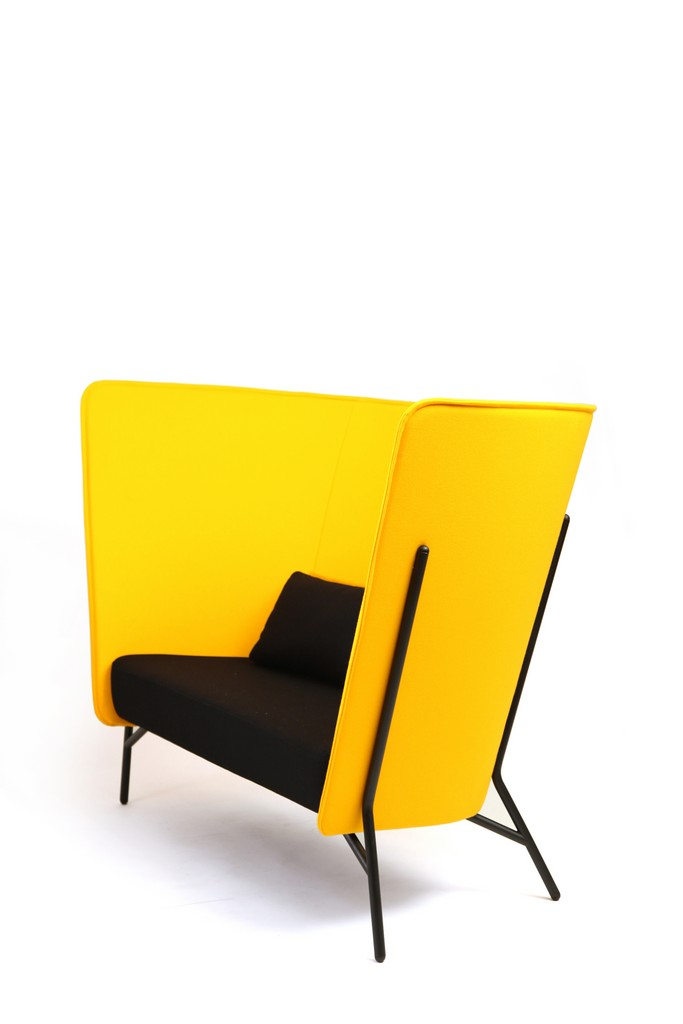 Aura Loveseat by Inno Interior Oy