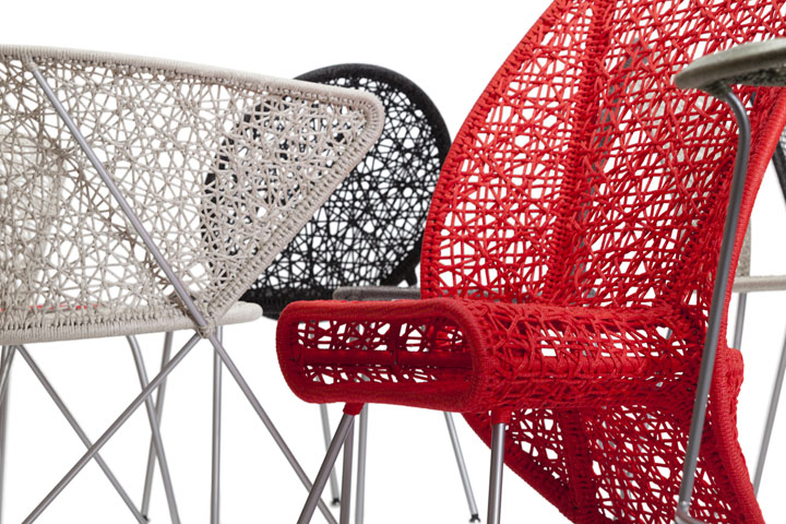 Bocca Dining Chair by Tal Gur for Gaga & Design