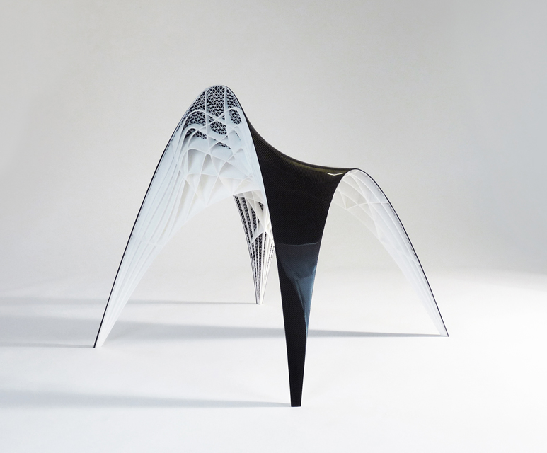 The Gaudi Chair by Bram Geenen