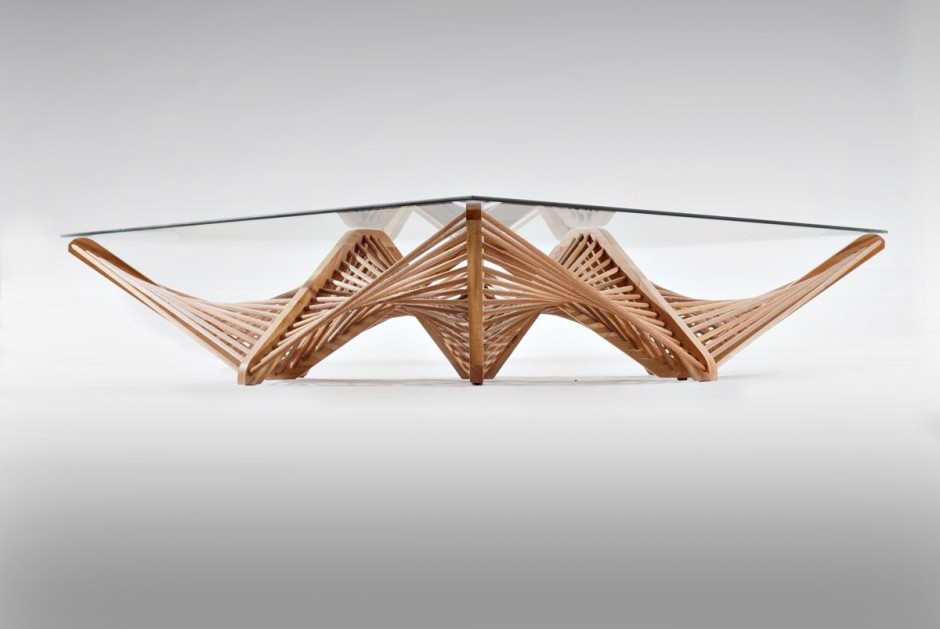 The Geo Cocktail Table by Vito Selma