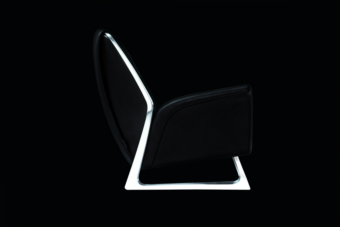 Luft Chair by Walter Maria de Silva & Audi Design for Poltrona Frau