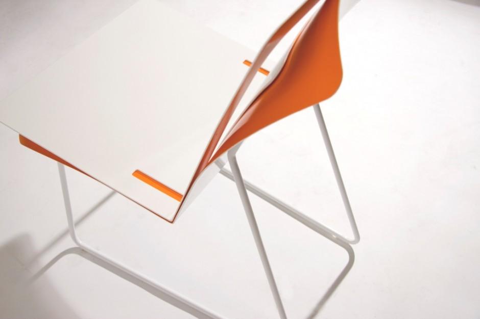 The Zest Chair by Nancy Chu