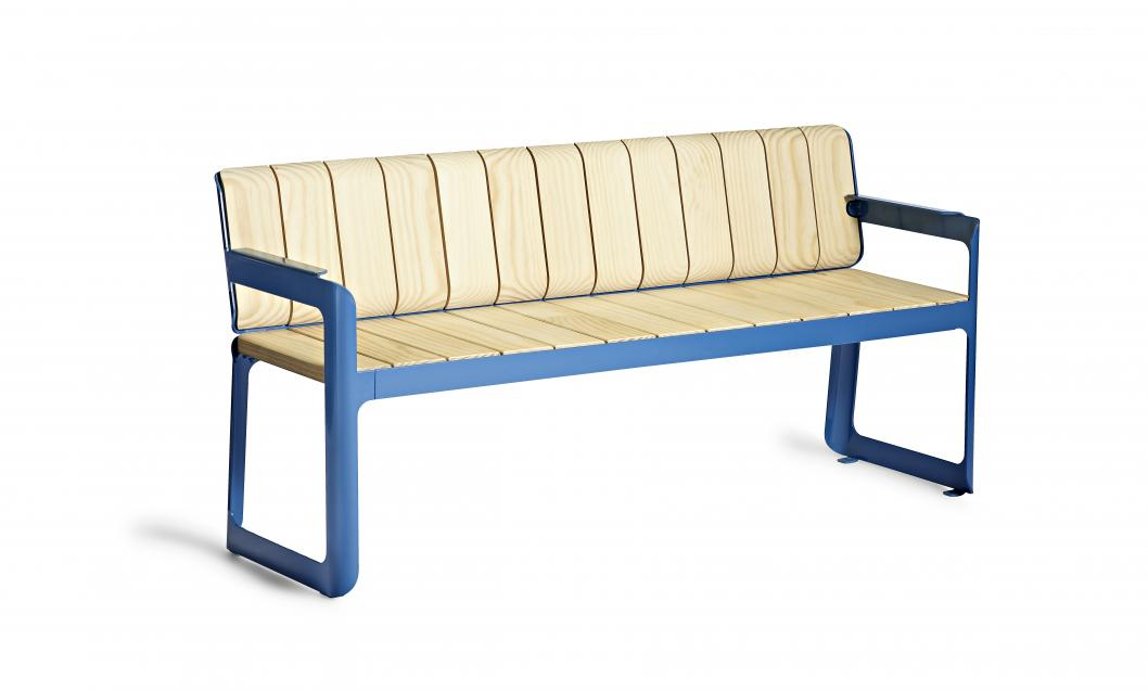AIR Bench by Vestre