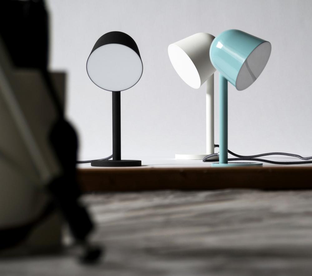 Campanule Lamp by something.