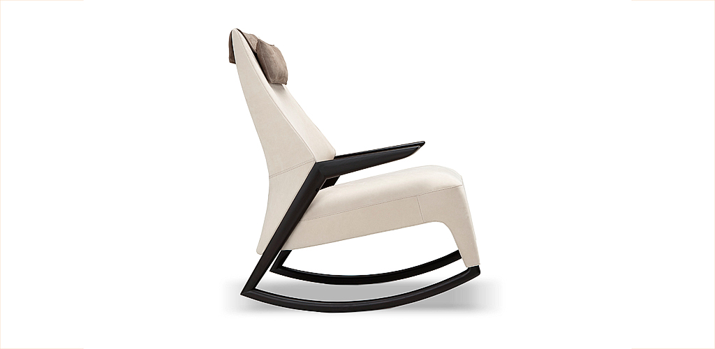 COCCOLO Rocking Chair by Contempo Italia