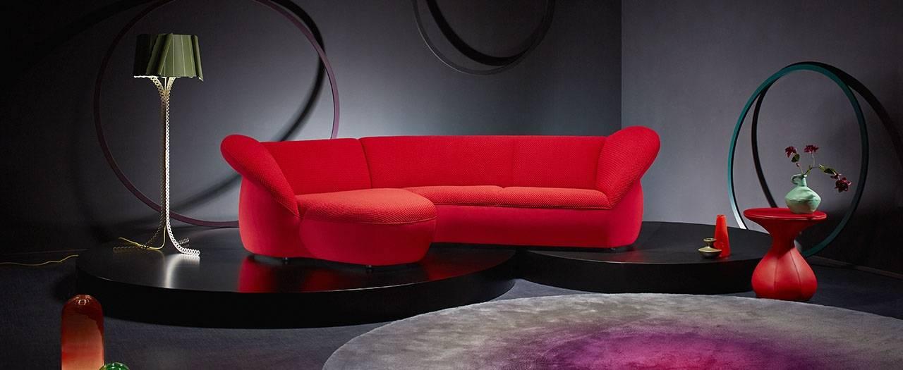 Gynko Sofa by Leolux