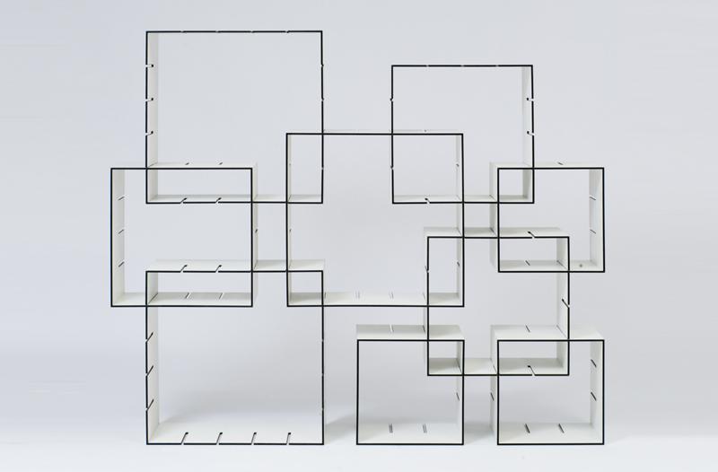 Konnex by Florian Gross for Müller Möbelwerkstätten