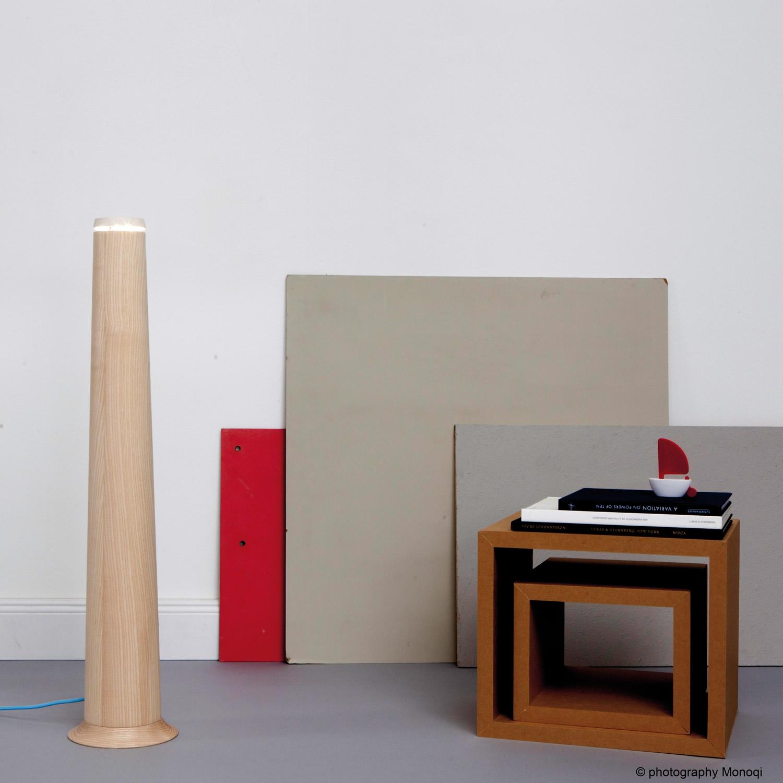 Phare de Forêt Lamp by Studio Fabien Barrero+Carsenat