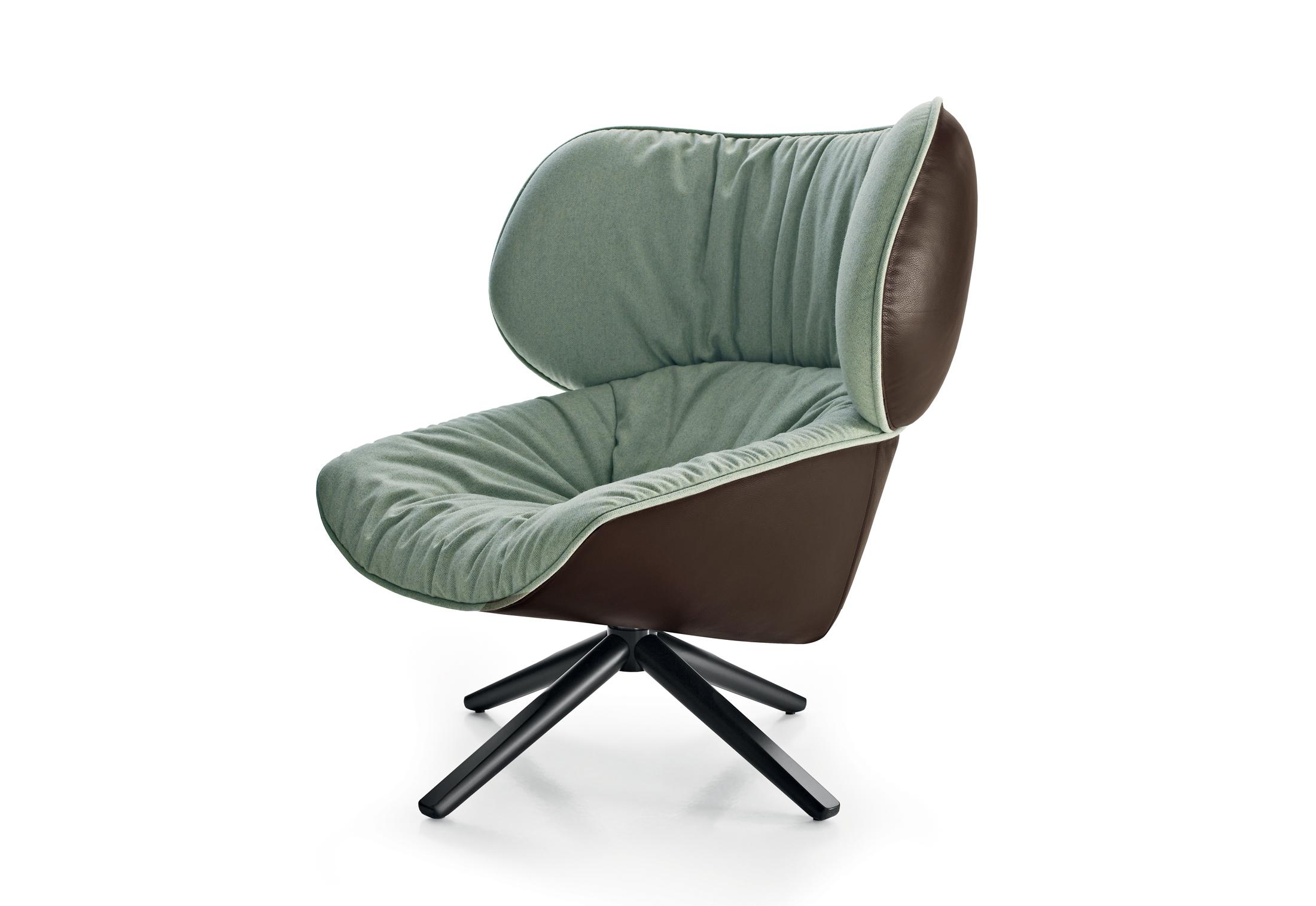 TABANO Swivel Chair by Patricia Urquiola for B&B Italia