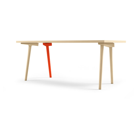 Backstage Dining Table by Pini Leibovich for Casamania