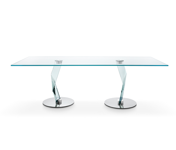 Bakkarat Dining Table by Tonelli